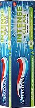 Perfumería y cosmética Pasta dental con frescor de larga duración - Aquafresh Intense Clean Lasting Fresh Toothpaste