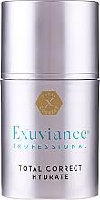 Perfumería y cosmética Crema para rostro y cuello con ácido hialurónico y péptidos - Exuviance Professional Total Correct Hydrate