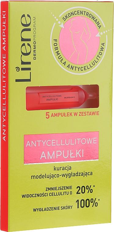 Ampollas corporales reductoras - Lirene