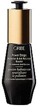 Perfumería y cosmética Potenciador de hidratación y anticontaminación para cabello, con ácido hialurónico - Oribe Power Drops Hydration & Anti-Pollution Booster
