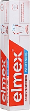 Perfumería y cosmética Pasta dental blanqueadora con fluoruro - Elmex Caries Protection Whitening Toothpaste