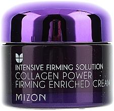 Perfumería y cosmética Crema facial reafirmante con colágeno y aceite de oliva - Mizon Collagen Power Firming Enriched Cream