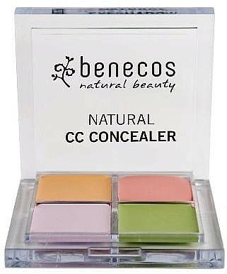 Paleta de correctores - Benecos Natural CC Concealer