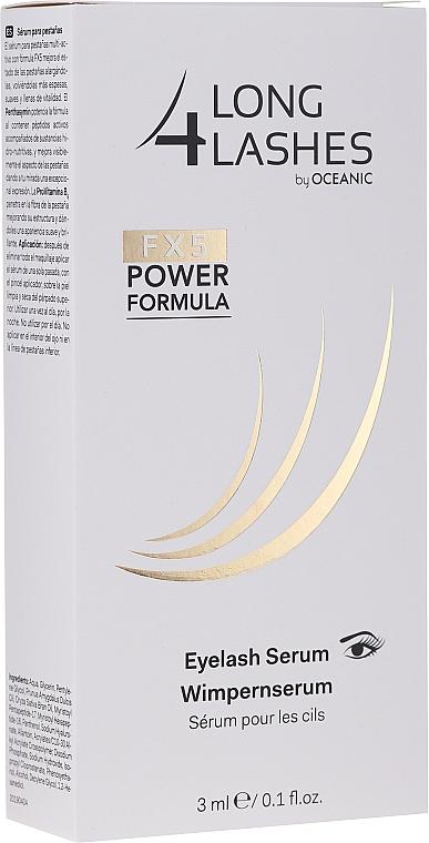 Sérum de pestañas multiacción con provitamina B5 - Long4lashes FX5 Power Formula EyeLash Serum