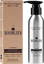 Perfumería y cosmética Champú para barba con extracto de aloe - Roomcays Shampoo