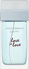 Perfumería y cosmética Dolce & Gabbana Light Blue Love is Love Pour Femme - Eau de toilette