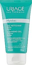 Perfumería y cosmética Gel de limpieza facial con agua termal, extracto de epilobio - Uriage Hyseac Cleansing Gel Combination to oily skin