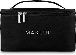 Perfumería y cosmética Neceser cosmético negro - MakeUp