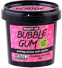 Perfumería y cosmética Gel de ducha natural espumoso con extracto de vainilla y granada - Beauty Jar Foaming Shower Gel