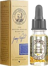 Perfumería y cosmética Aceite de barba con almendra dulce - Captain Fawcett The Million Dollar Beard Oil by Jimmy Niggles