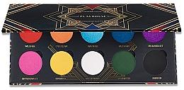 Perfumería y cosmética London Copyright Magnetic Eyeshadow Palette Playhouse - Paleta de sombras de ojos