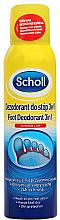 Perfumería y cosmética Desodorante de pies antitranspirante - Scholl 3in1 Antiperspirant