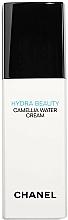 Perfumería y cosmética Crema fluida hidratante e iluminadora con extracto de camelia blanca - Chanel Hydra Beauty Camellia Water Cream