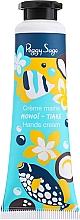 Perfumería y cosmética Crema de manos con karité, aroma a flor de Monoï - Peggy Sage Fragrant Hands Cream