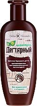 Perfumería y cosmética Champú anticaspa de alquitrán, sin perfume - Nevska Cosmética