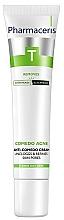 Perfumería y cosmética Crema facial con ácido shikímico y niacinamidas - Pharmaceris T Anti-comedone Cream