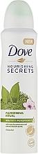 Perfumería y cosmética Desodorante con aroma a té matcha - Dove Nourishing Secrets Awakening Matcha Green Tea & Sakura