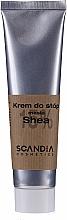 Perfumería y cosmética Crema natural para pies con manteca de karité - Scandia Cosmetics Foot Cream 15% Shea Butter