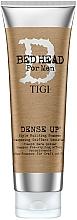 Perfumería y cosmética Champú para peinar con cafeína, biotina - Tigi Bed Head For Men Dense Up Style Building
