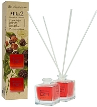 Perfumería y cosmética Set ambientadores Mikado con aroma a frutos del bosque (2uds. x 50ml) - Flor De Mayo Mika 2 Botanical Essence
