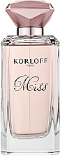 Perfumería y cosmética Korloff Paris Miss - Eau de parfum