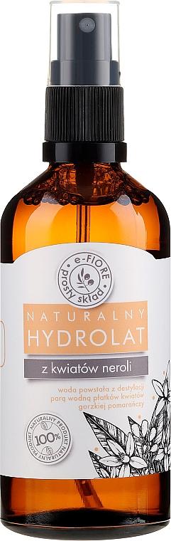 Hidrolato natural de neroli - E-Fiore Hydrolat