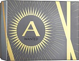 Perfumería y cosmética Azzaro Wanted - Set (eau de toilette/100ml + desodorante stick/75ml)