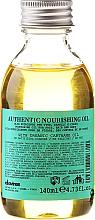 Perfumería y cosmética Aceite de cártamo orgánico nutritivo para rostro, cuerpo y cabello - Davines Authentic