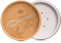 Perfumería y cosmética Base de maquillaje en polvos sueltos, acabado natural - Couleur Caramel Bio Mineral Foundation