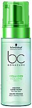 Perfumería y cosmética Acondicionador voluminizador con colágeno - Schwarzkopf Professional Bonacure Collagen Volume Boost Whipped Conditioner