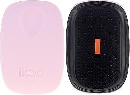 Perfumería y cosmética Cepillo desenredante, rosa - Ikoo Pocket Black Cotton Candy