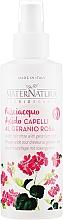 Perfumería y cosmética Spray capilar - MaterNatura Acidic Hair Rinse with Rose Geranium