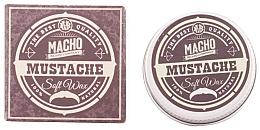 Perfumería y cosmética Cera para bigote - Macho Beard Company Soft Natural Mustache Wax