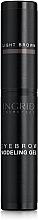 Perfumería y cosmética Gel moldeador para cejas - Ingrid Cosmetics Eyebrow Modeling Gel