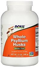 Perfumería y cosmética Complemento alimenticio en polvo de cáscara de psyllium - Now Foods Whole Psyllium Husks Powder
