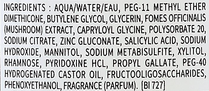Loción reequilibrante con ácido agárico y ácido salicílico - Bioderma Sebium Lotion — imagen N5