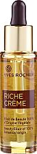 Perfumería y cosmética Sérum facial nutritivo a base de aceites - Yves Rocher Riche Creme Beauty Elixir Of 100% Botanical Origin
