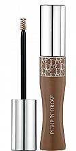 Perfumería y cosmética Máscara de cejas resistente al agua - Dior Diorshow Pump 'N' Brow