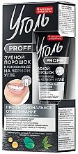 Perfumería y cosmética Polvo blanqueador dental con carbón activado - Fito Cosmética Recetas Populares