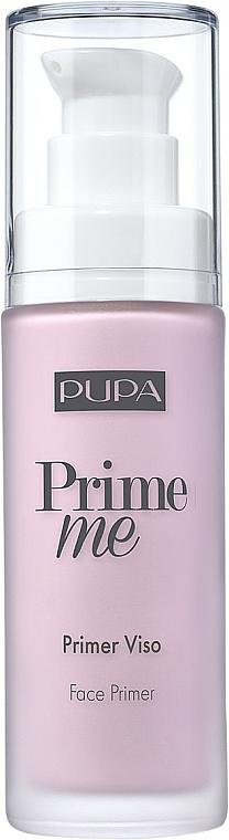 Prebase de maquillaje correctora del color amarillo - Pupa Prime Me Corrective Face Primer