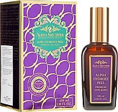 Perfumería y cosmética Peeling facial con alfa hidroxiácidos & extractos de hierbas - Alona Shechter Alpha Hydroxy Peel