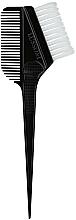 Perfumería y cosmética Aplicador de tinte, TB032 - Lussoni Double Sided Tinting Brush