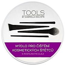 Perfumería y cosmética Jabón para limpieza de bochas y piceles de maquillaje - Gabriella Salvete Tools Brush Cleansing Soap