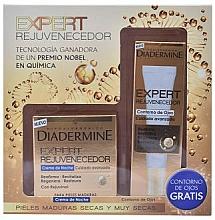 Perfumería y cosmética Set facial - Diadermine Women's Cosmetics Set (crema/50ml+crema contorno de ojos/15ml)
