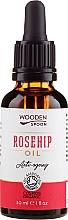 Perfumería y cosmética Aceite de escaramujo - Wooden Spoon Rosehip Oil