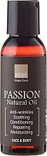 Perfumería y cosmética Aceite natural de maracuyá para rostro y cuerpo - Avebio OiL Passion
