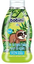 Perfumería y cosmética Gel de ducha y espuma de baño con extracto de avena - Bobini