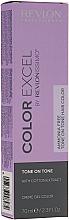 Perfumería y cosmética Tinte para cabello, con extracto de algodón, sin amoníaco (oxidante no incluido) - Revlon Professional Color Excel By Revlonissimo Tone On Tone