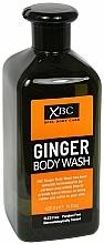 Perfumería y cosmética Gel de ducha con jengibre - Xpel Marketing Ltd XBC Ginger Body Wash