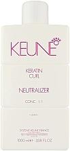 Perfumería y cosmética Crema neutralizante para tratamiento de rizos con queratina - Keune Keratin Curl Neutralizer 1:1